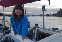 Sailing / Posts and pins about sailing adventures, learning to sail as a family and life aboard. / by The Family Adventure Project