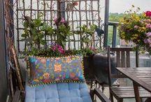 Balcony / by Debbie Morgan