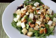 Recipes: Meatless Monday / Meatless Monday, vegetarian meals. / by Jacky Hackett