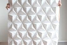 Origami / #origami #art #fashion #inspiration #textiles #fabrics #ideas #textures #surfaces #innovation #contemporary / by María José Castañer