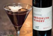 Wine-Inspired Cocktails / Who ever said that you have to keep you love of wine and love of cocktails separate? We are bringing the two together s some truly delicious combinations! Check out these wine-inspired cocktail recipes!
