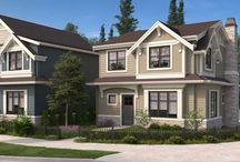 Ferguson Place / Abbotsford's newest single family home development near the heart of Historic Downtown.  Fall 2018 www.fergusonplace.com
