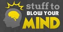 Stuff to Blow Your Mind / Face it: Your mind is addicted to mystery, from the star-choked sky to the stranger in the mirror staring back at you. Luckily, Robert and Julie are here to guide you down science's winding path to the very limits of human understanding. Find podcasts, blogs and videos at www.stufftoblowyourmind.com