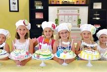Girl Birthday Parties  / by Hilary Rinker