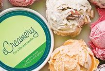 Say It With Ice Cream / There are so many things to say with eCreamery Ice Cream & Gelato gifts.  What would you say?