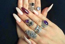 .nails. / by Abigail Sahm