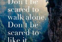 .quotes. / by Abigail Sahm