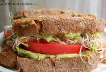 Dans ma cuisine, le Salé / Mes photos culinaires