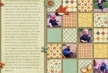 Paper Crafting - Layouts / by Karen W