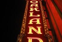 we love oakland