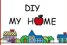 DIY for the Home / by Tracy Folts
