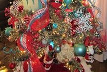 Christmas Trees / My favorite Christmas Decoration!