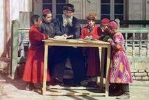 The first color photographs / İlk renkli fotoğraflar