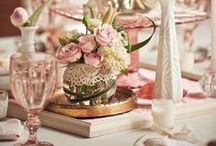 Floral Table Designs