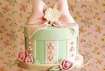 Cakes and Cupcake/Pasta ve Kekler /  Kekler,pastalar ve süslemeleri