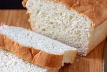 Breads I want to Bake / Nothing beats homemade bread! All homemade breads, monkey bread, quick bread, and biscuits.