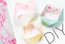 DIY / Saving do it yourself actions and crafts for later and also getting inspiration for own projects.