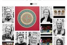 Web/Portfolio / Collection of web treats and portfolio goodies.