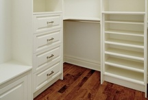 Dream Home - Closet / by Sarah Summers