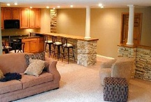 Dream Home - Basement/Garage / by Sarah Summers