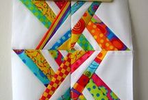 Quilting - Paper pieced / by Judy Calvert