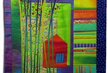 Quilting - Landscape / by Judy Calvert