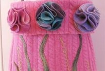 Felted and Felting / by Judy Calvert