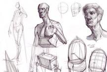 Draw&Anatomy&Tutorial