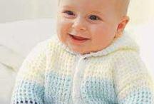 Knit 'n Crochet - Babies and Children / by Judy Calvert
