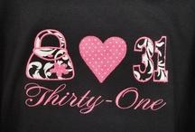 Thirty-One, etc... / by Debbie McKenzie Stultz