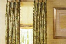 Window Dressings / Beautifully adorned Windows  / by Dana Hendley