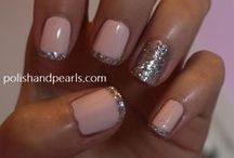 Perfectly polished nails