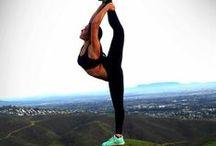 .yoga. / by Abigail Sahm