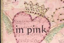 Pink & Glitter / by Shannon