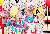 birthday party, cake & treats / by de kleine zebra webboetiek