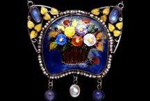 George Hunt  (1892-1960)) Jewellery / Arts and Crafts Jewellery