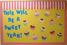 Bulletin Board Ideas / by Kelli Thomas