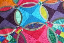 02. Machine Quilting designs / by Ellen Peters