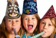 A Family Friendly New Year's Eve. / Ideas to make New Years fun for the whole family!