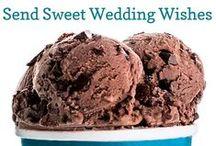 I do! Ice Cream Wedding Treats
