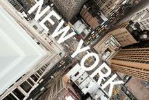 New York, New York... / by B W