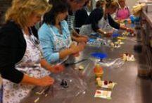 Workshops in de bakkerij