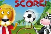Sports Children's Books / by MeeGenius! eBooks for Kids