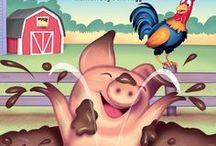 Amazing Animals! Children's Books / by MeeGenius! eBooks for Kids