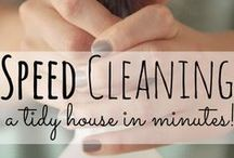 Helpful Cleaning/Organizing Tips.