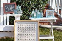 Too Much Stuff- EBay and Garage Sale Info / Classy Resale Helps / by Dana Hendley
