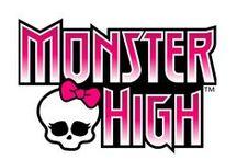 Monster High / by Rebecca Dunham