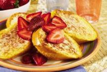 Recipes: Breakfast and Brunch / It's the most important meal of the day.  Find out what's for breakfast with HowStuffWorks. / by HowStuffWorks