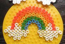 perler beads / perler beads & co.