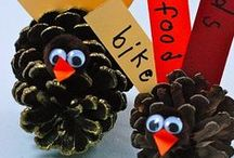 Thanksgiving Stuff / How do you have the happiest turkey day? We're pinning about Thanksgiving's history, feast goodies and more! / by HowStuffWorks
